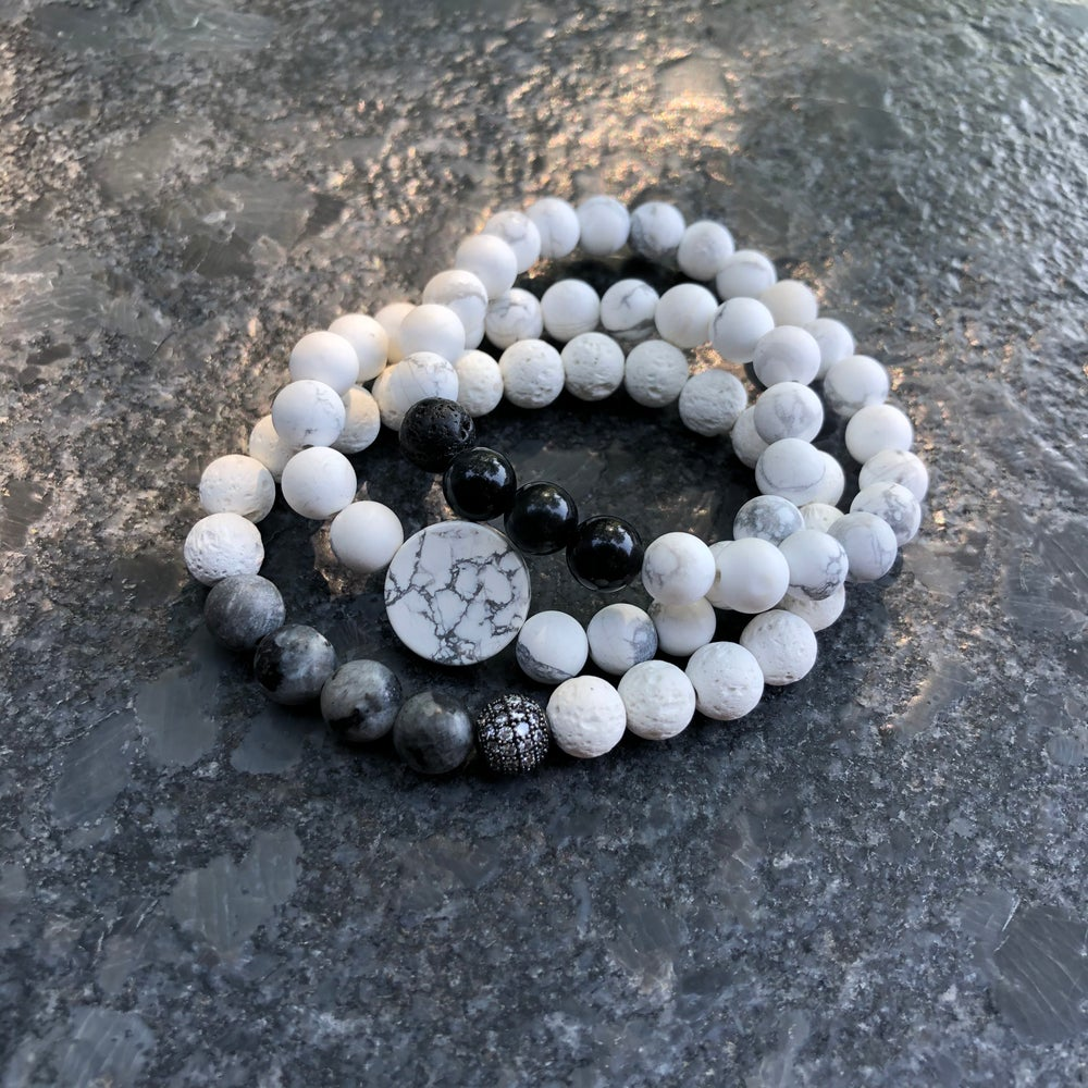 Image of MINDFUL  BRACELET SET