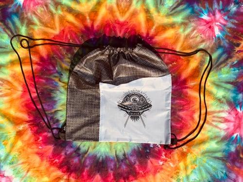 Image of Beyond Earth Drawstring Bag