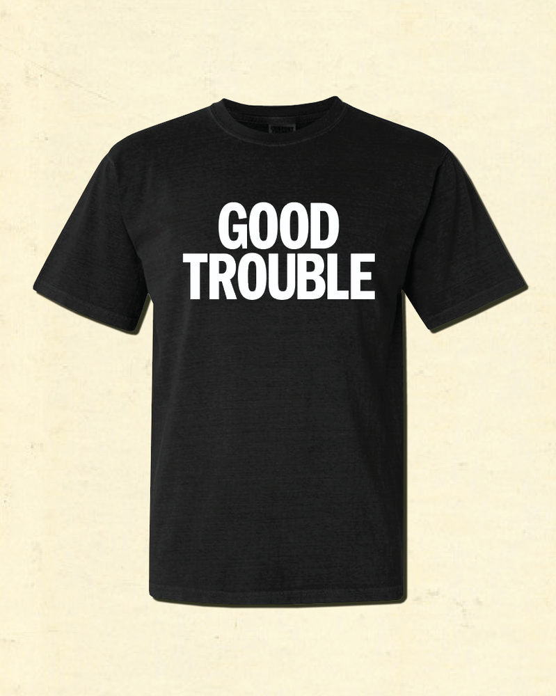Image of GOOD TROUBLE - Black