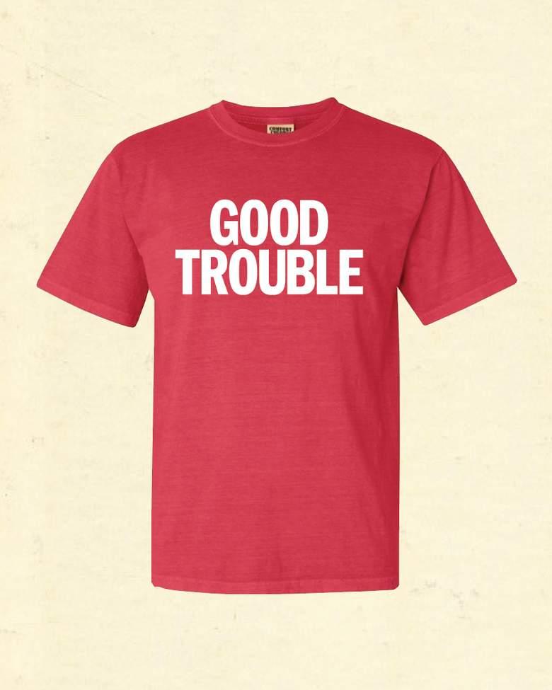 Image of GOOD TROUBLE - Red