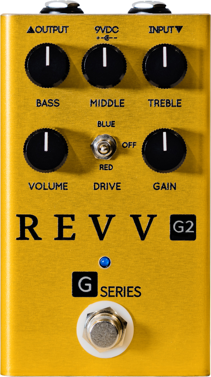 Image of G2 Pedal - Limited Edition Gold