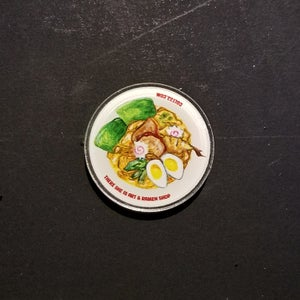 Image of There She Is Ramen Shop Badge