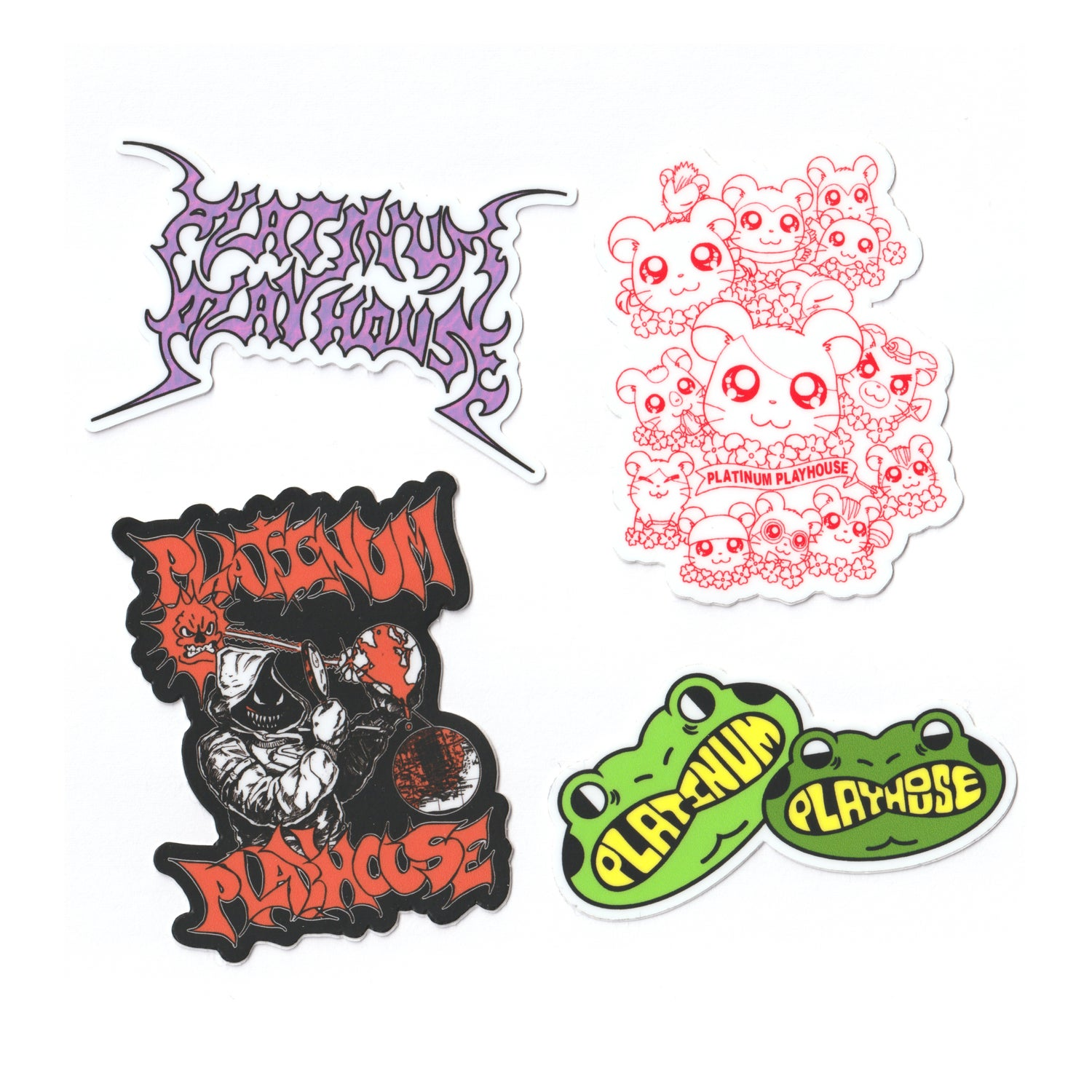 Sticker Pack 02