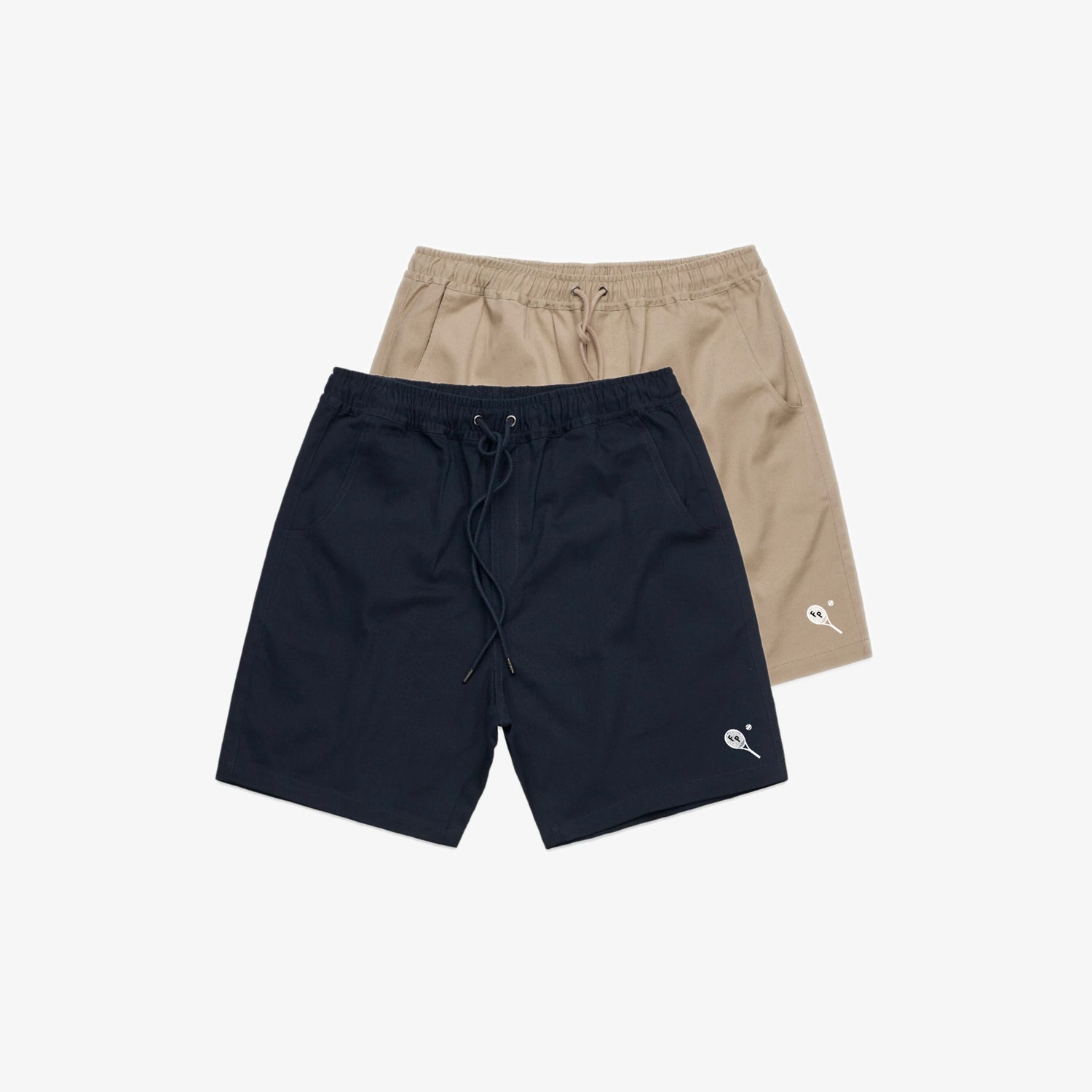Image of FP TENNIS CLUB SHORT, KHAKI