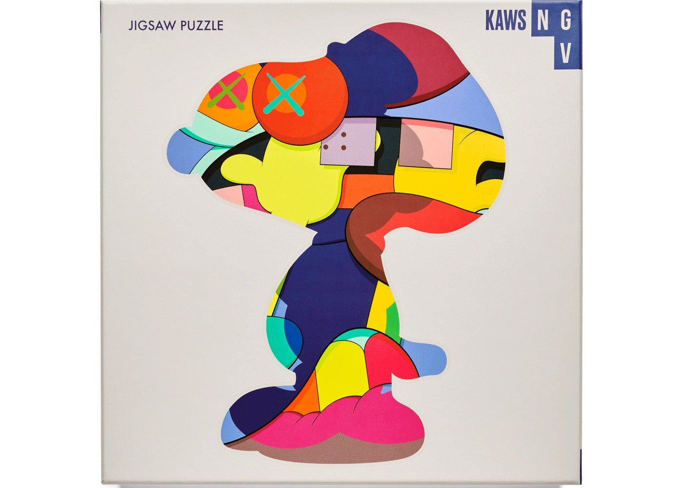 Image of Kaws Puzzle No ones's Home