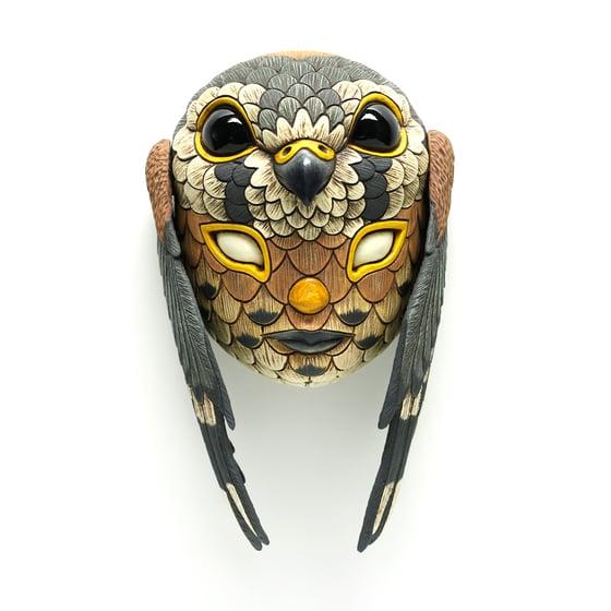 Image of Blend In Mask (American Kestrel)
