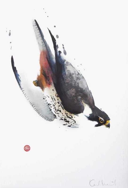 Image of KARL MARTENS - 'HOBBY' - LITHOGRAPH - SIGNED & STAMPED