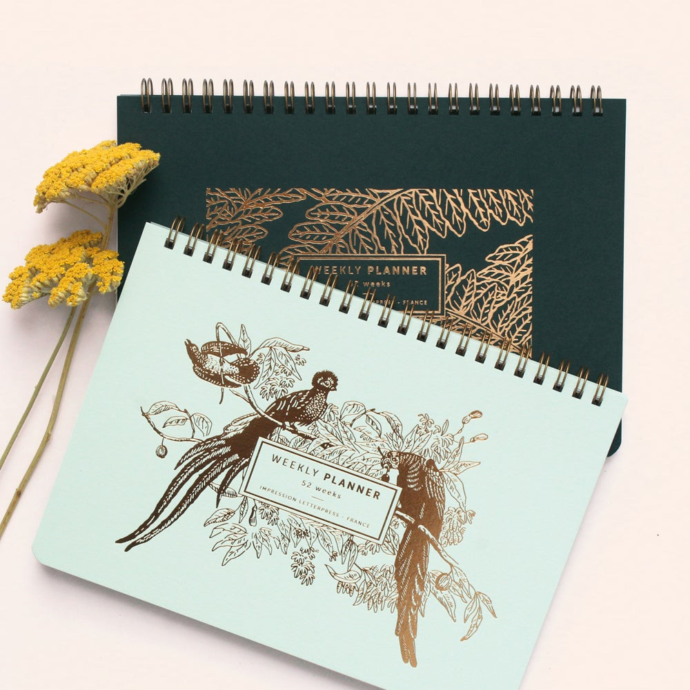 Image of PLANNER / SEMAINIER PARADIS TROPICAL