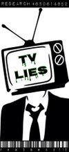 TV Lies!!! Truth T Shirts!! #TelevisionLies #TV #SwitchOffYourTV #WakeUp