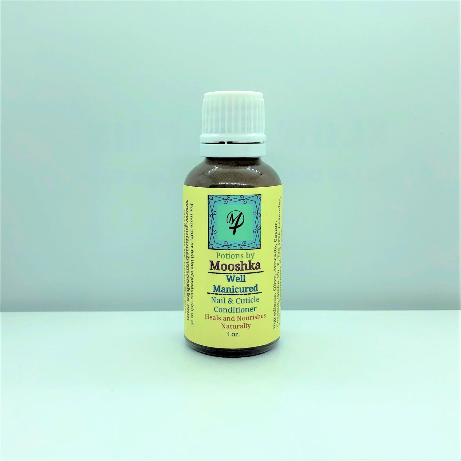Image of Well Manicured - Naturally Nourishing Nail and Cuticle Conditioner
