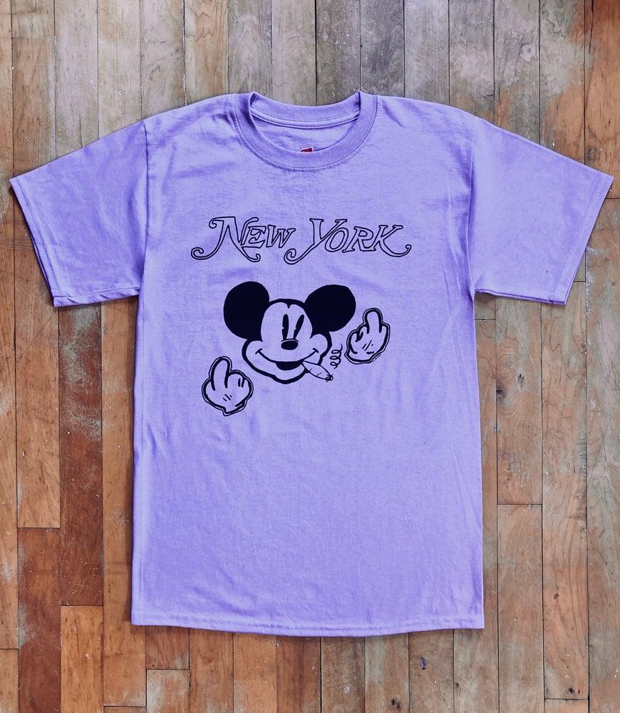 Image of New York Hi T-Shirt