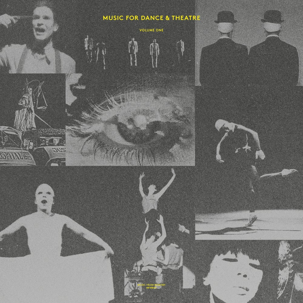 Image of Various Artists – Music For Dance & Theatre: Volume One 12""