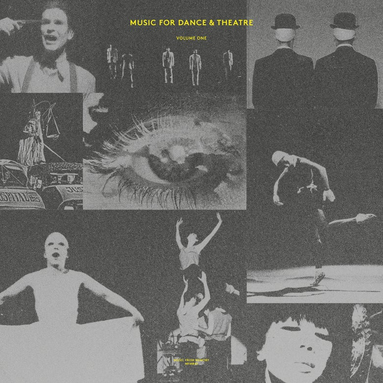 """Image of Various Artists – Music For Dance & Theatre: Volume One 12"""""""