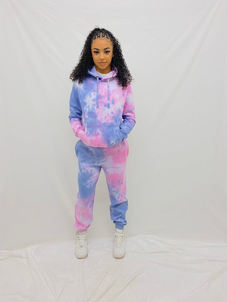 Image of Blush Tracksuit
