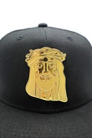 Image 2 of Jesus Piece Snapback