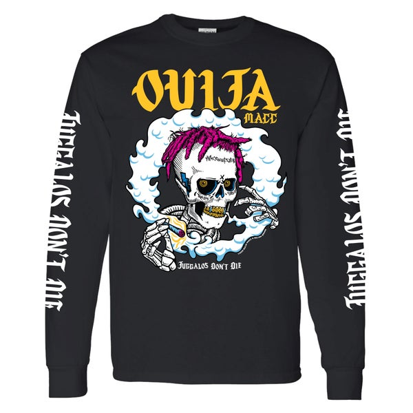 Image of Juggalos Don't Die - Bones Rippin' 2020 - Long Sleeve