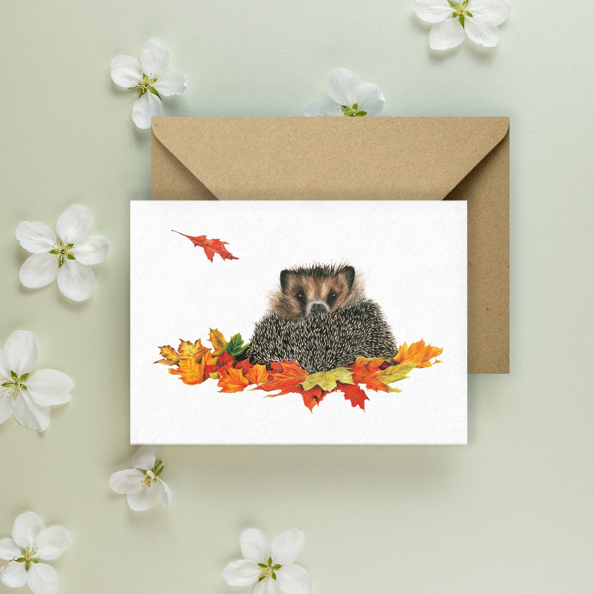 Image of 'Tilly Pickles' Greeting Card