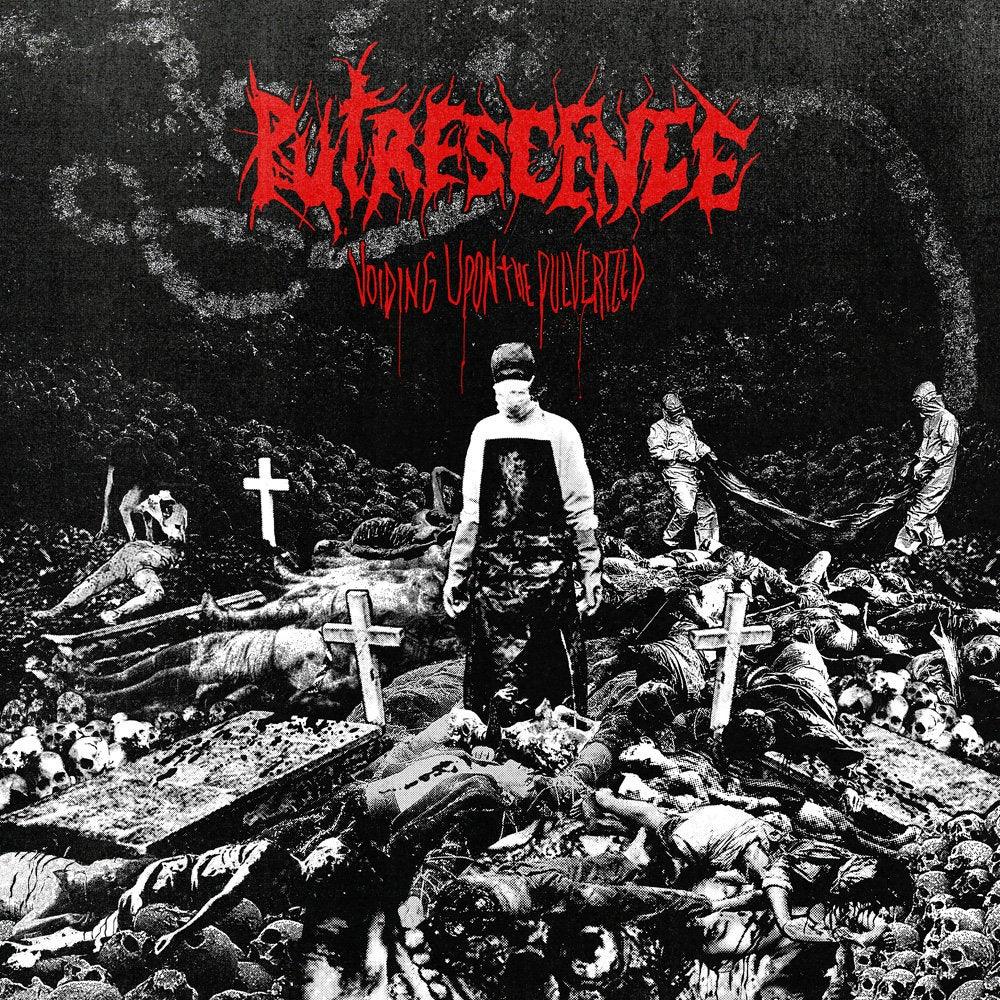 Image of Putrescence - Voiding Upon The Pulverized -  Cassette