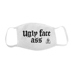 Image of Face Mask - ugly face ass - OS