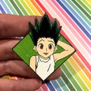 Image 3 of Cutie Gon *Glitter Note*