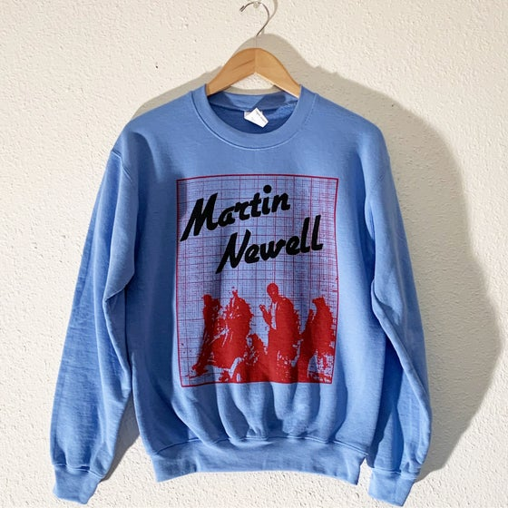 "Image of Martin Newell ""Young Jobless"" Crew Neck"
