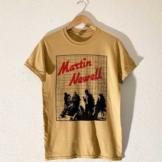 "Image of Martin Newell ""Young Jobless"" Tee"