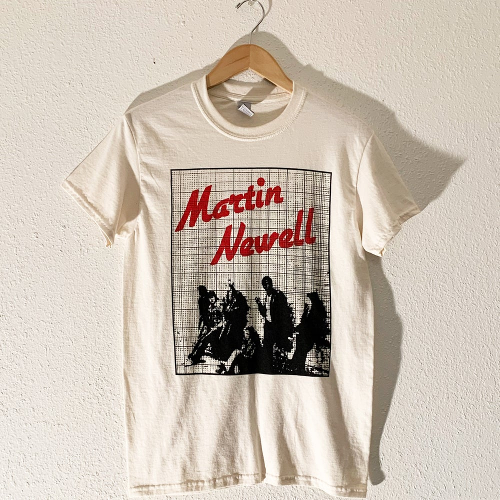 """Image of Martin Newell """"Young Jobless"""" Tee"""