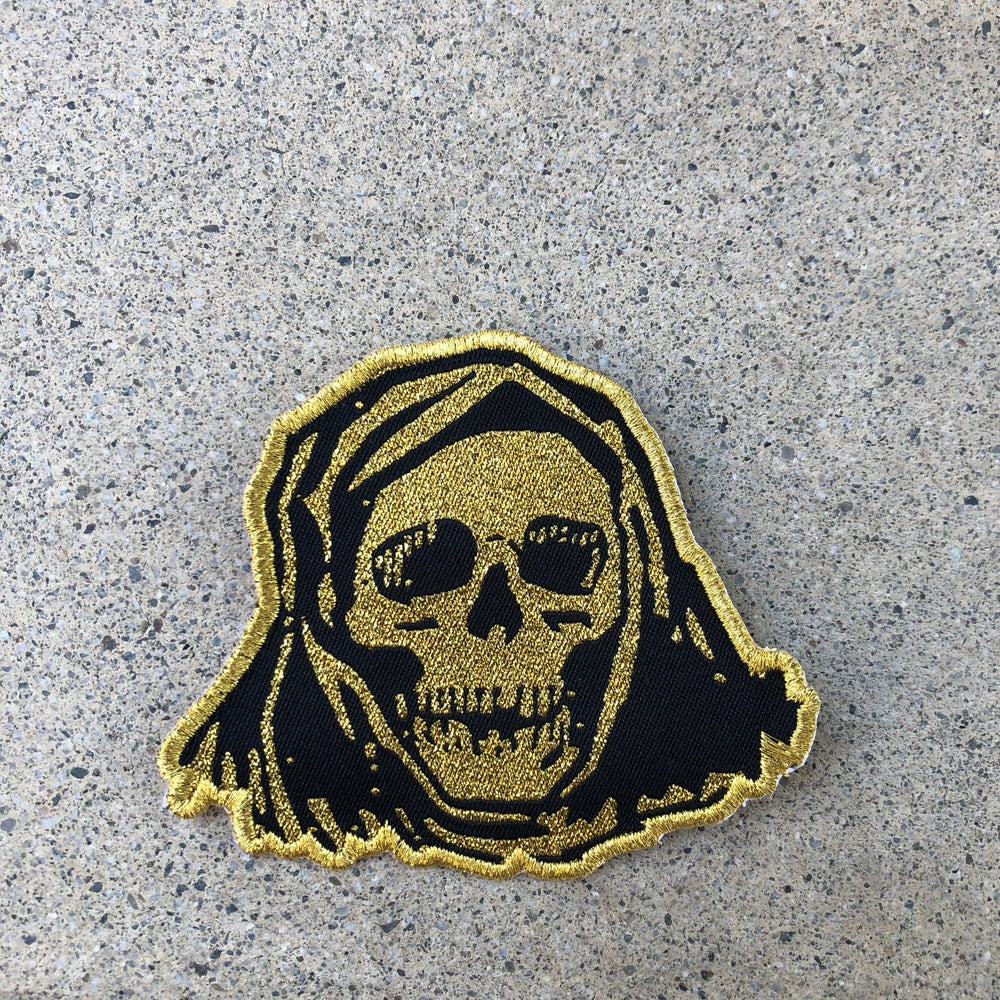 Image of RR #23b Fear City Patch