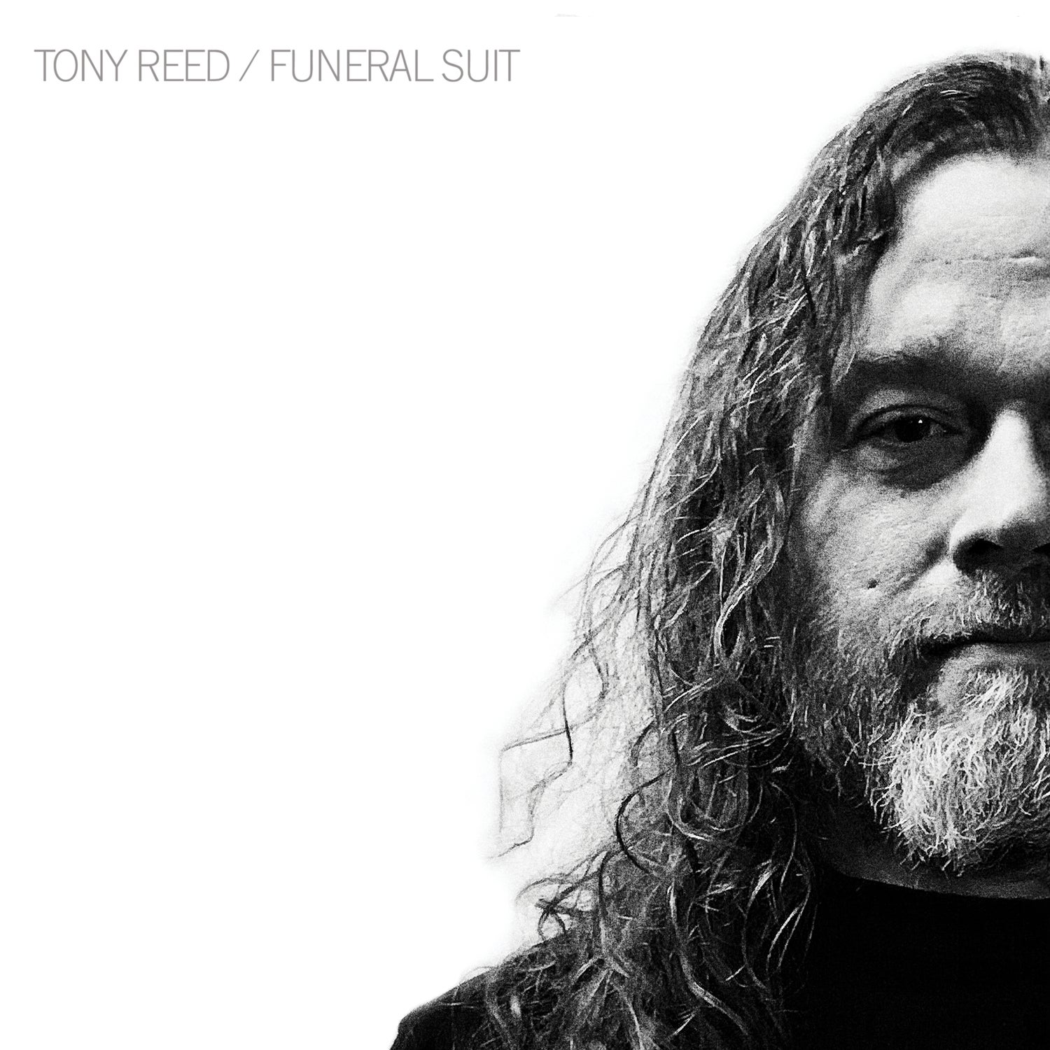 Image of Tony Reed - Funeral Suit / Blood And Strings Acoustic Series Ch. 2 Limited Digipak CD