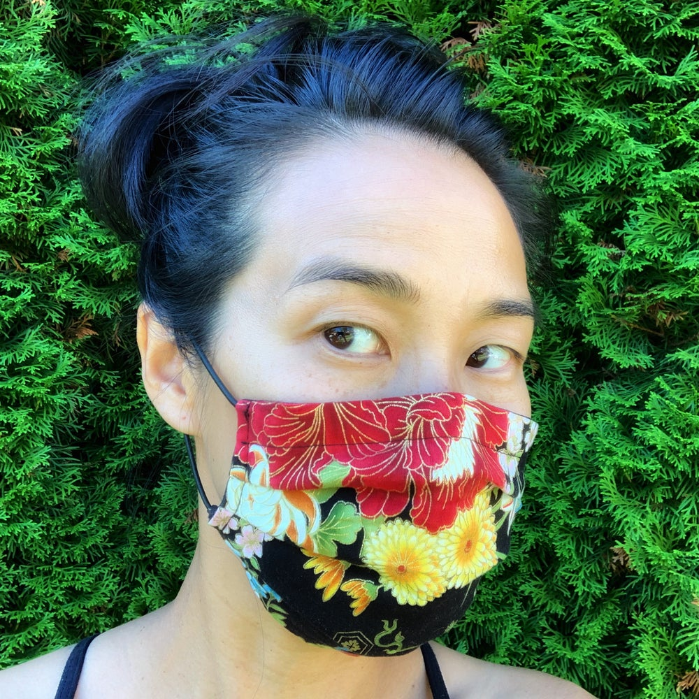 Image of Reversible Cotton Masks