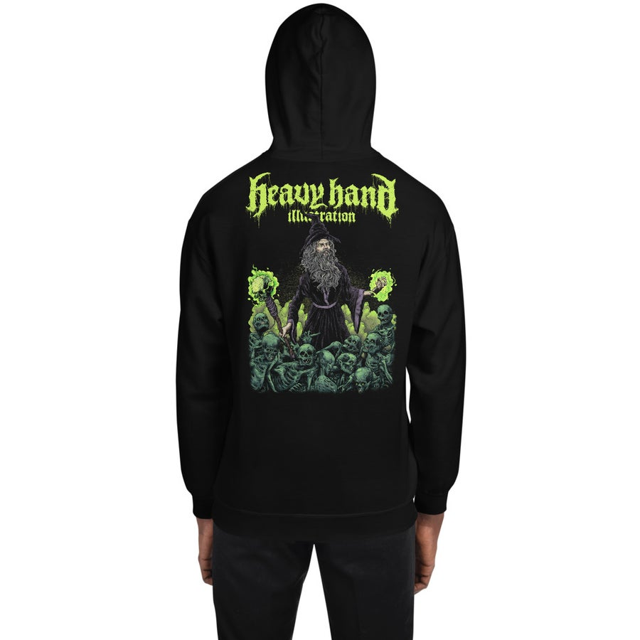 Image of NecroWizard Hoodie