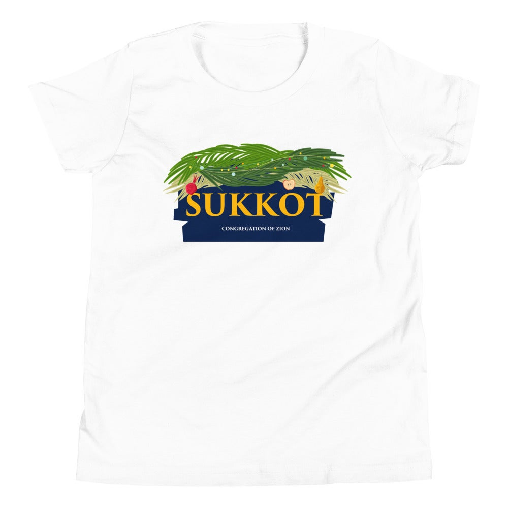 Image of Sukkot Youth Crewneck Tee