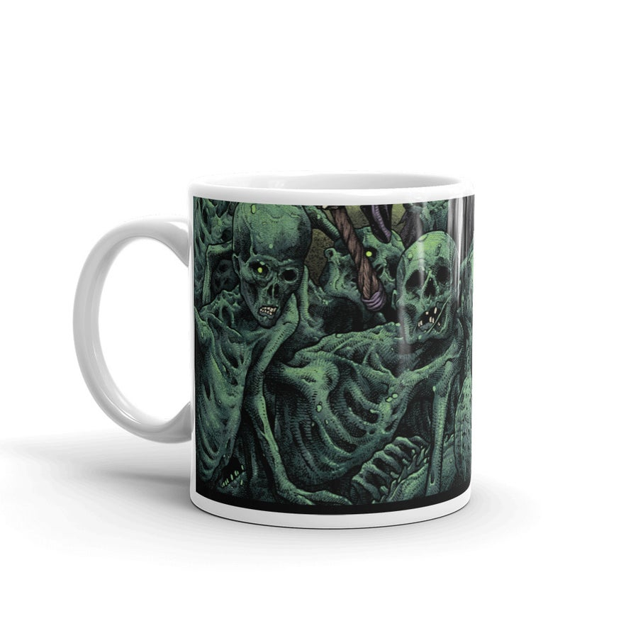 Image of NecroWizard Mug