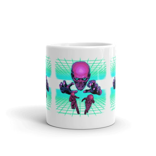 Image of Space Zombie Mug