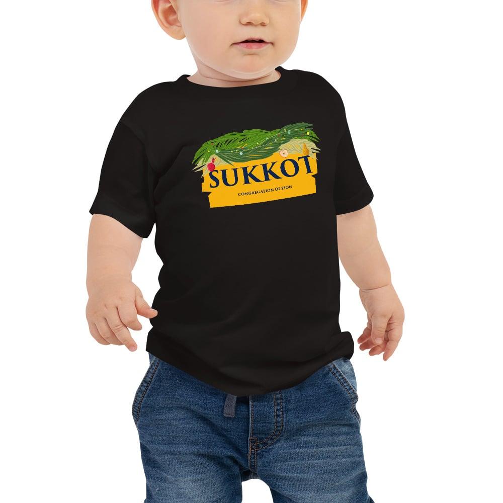 Image of Sukkot Baby Tee