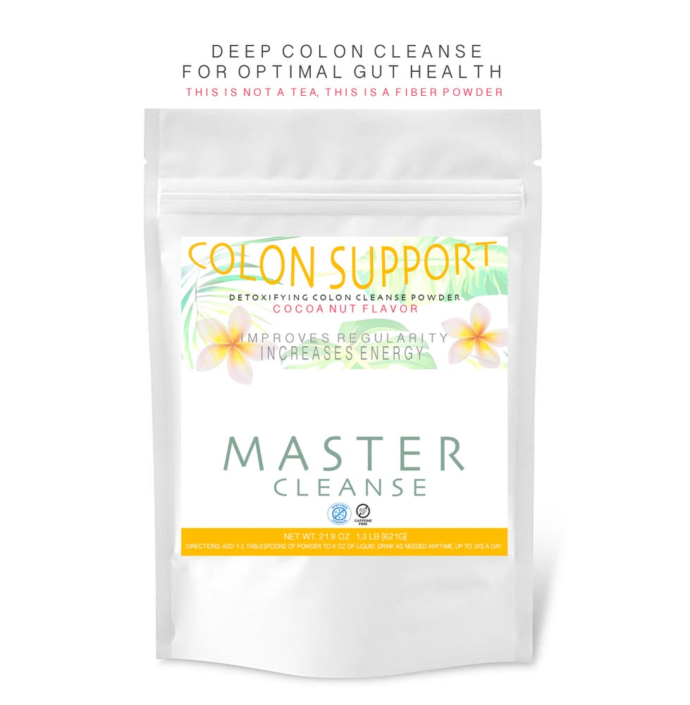 Image of Master Cleanse Deep Colon Cleanse