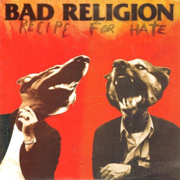 Image of Bad Religion - Recipe for Hate LP