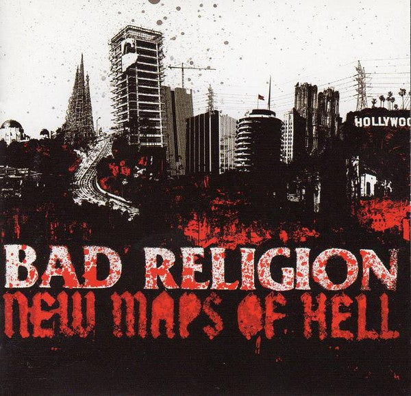 Image of Bad Religion - New Maps of Hell LP