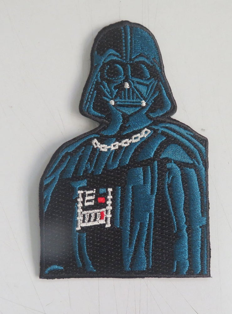 """Image of Darth Vader  4"""" Patch"""