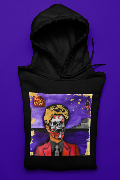 Image of The Weeknd of Faith Hoodie