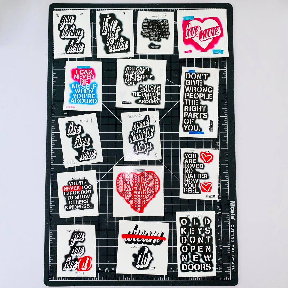 Image of Sticker Pack
