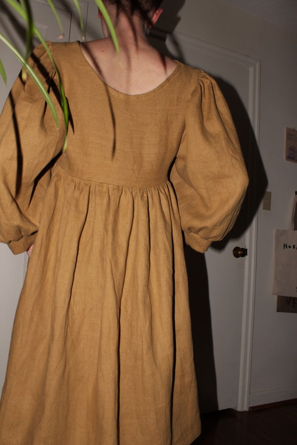 Image of Rosemary Dress - Incha Linen