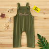 """Unisex Personalized """"Earthy Vibes"""" Jumpsuit ✌🏾"""