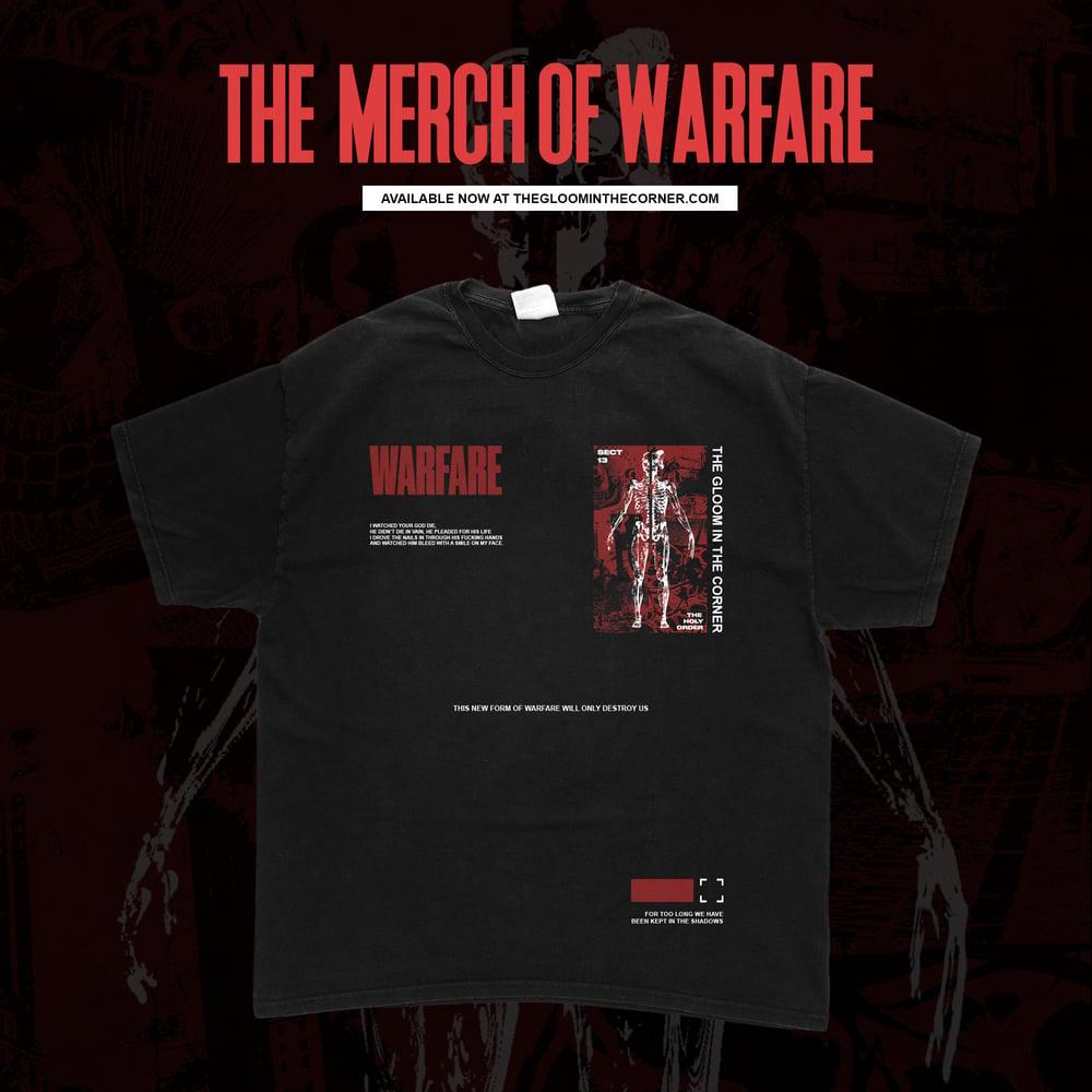 "Image of ""Warfare"" T Shirt *PRE-ORDER*"