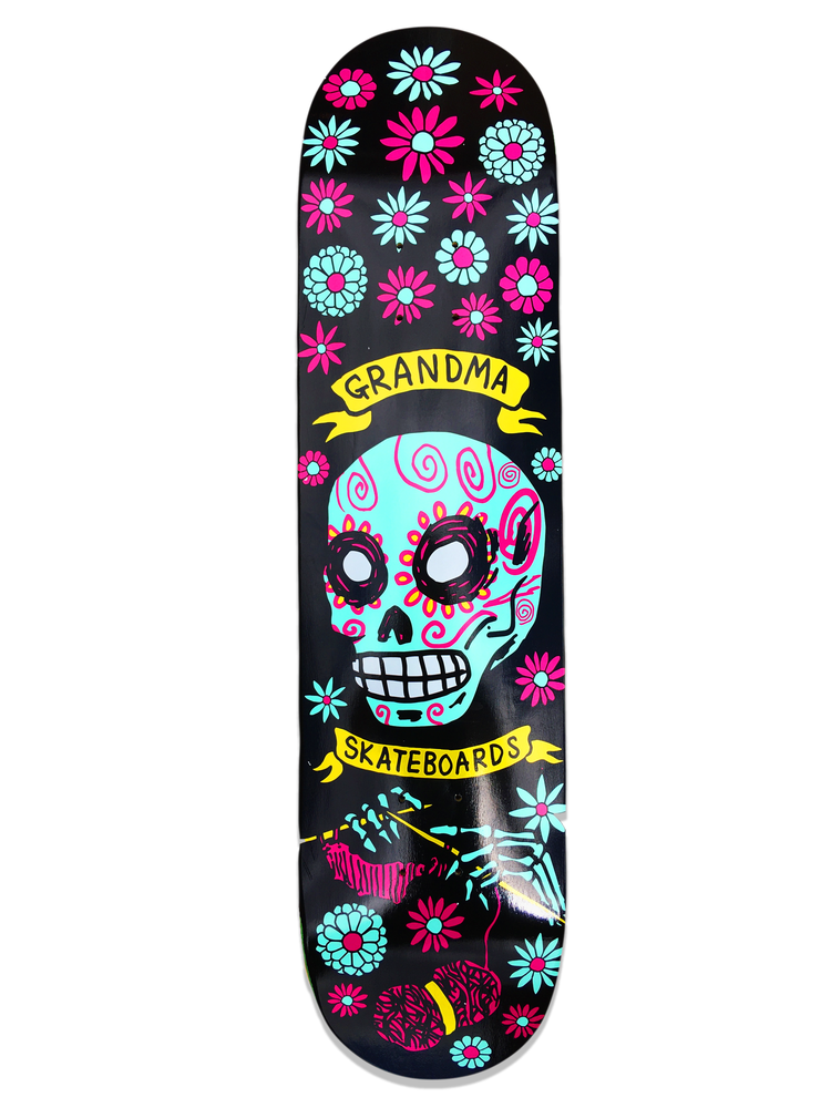 Image of Knitting Muertos Deck