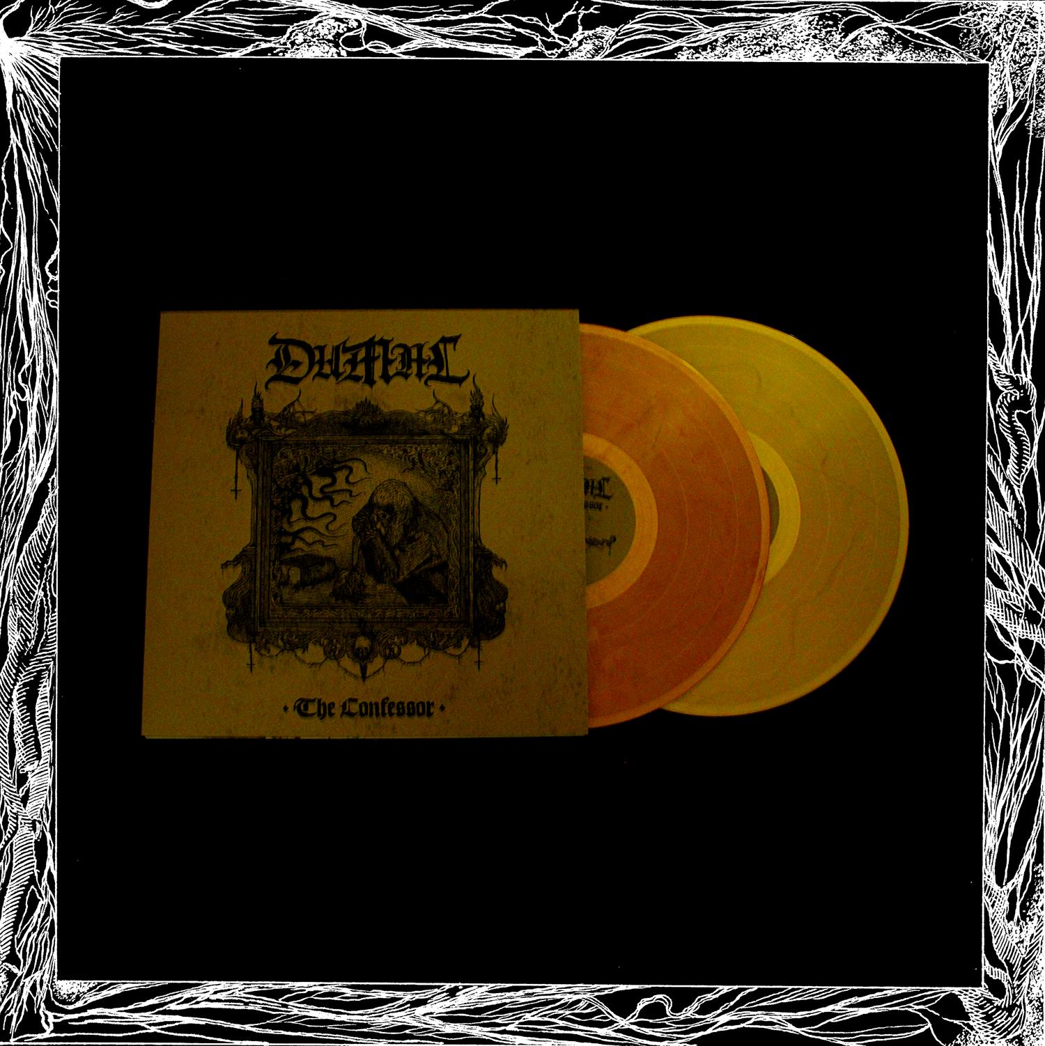 """Image of Dumal   """"The Confessor""""   Vinyl LP"""