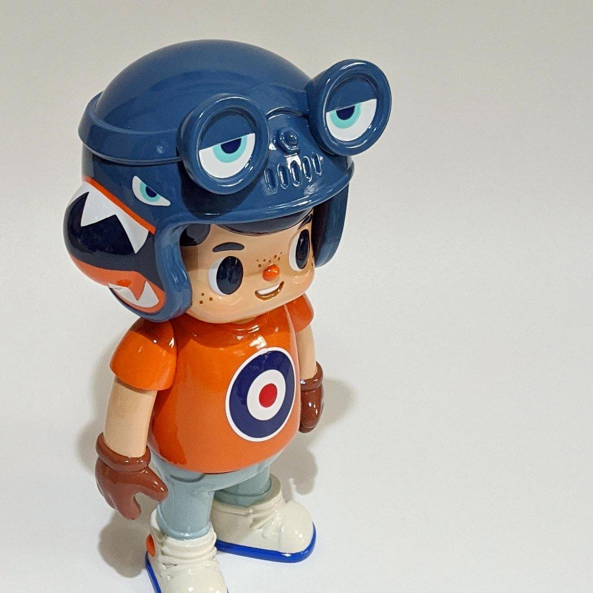 Image of owangeboy statue - fighterboyz