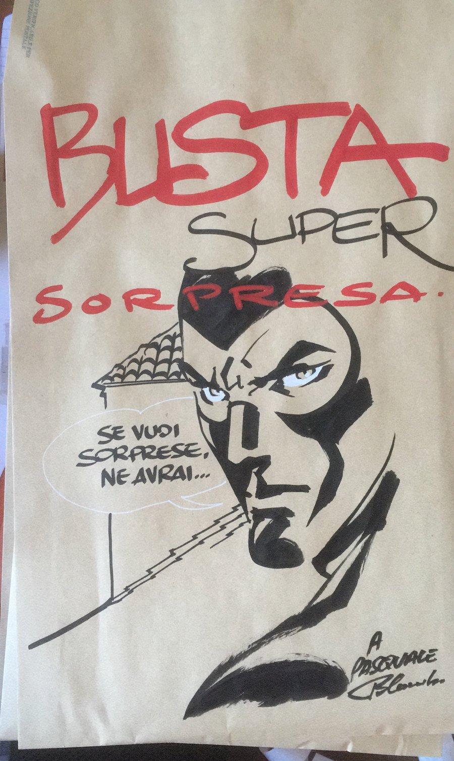 Image of BUSTA SUPER SORPRESA