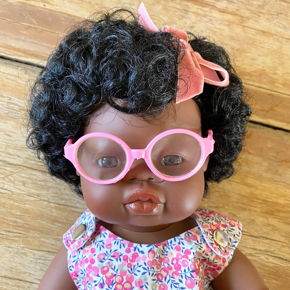 Image of Glasses to suit 38cm Miniland doll - pink