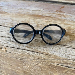 Image of Glasses to suit 38cm Miniland doll - black